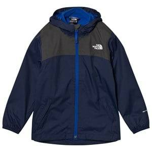 The North Face Boys Coats and jackets Navy Navy Elden Rain Triclimate Jacket