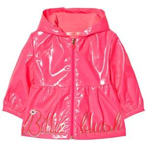 Billieblush Girls Coats and jackets Pink Neon Pink Rain Coat