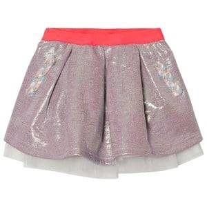 Billieblush Girls Skirts Multi Multi Iridescent Sweat Skirt