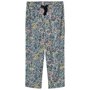 Wheat Girls Bottoms Navy Trousers Miranda Midnight Navy