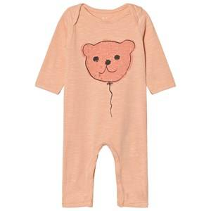 Soft Gallery Girls All in ones Pink Baby One-Piece Dusty Pink