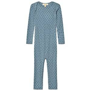 Soft Gallery Boys All in ones Blue Baby One-Piece Ben Wool Citadel
