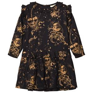 Soft Gallery Girls Dresses Black Anemone Dress Jet Black