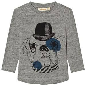 Soft Gallery Unisex Tops Grey Viggo Tee Barber Grey Melange