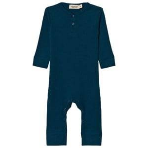 MarMar Copenhagen Unisex All in ones Blue Rompy One-Piece Blue Abyss