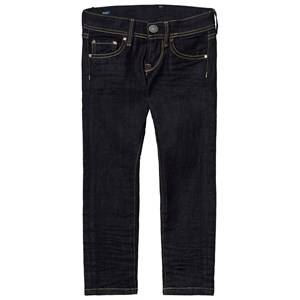Pepe Jeans Boys Bottoms Navy Navy Beckett Regular Fit Jeans