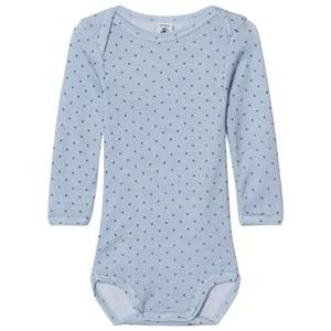 Petit Bateau Boys Childrens Clothes All in ones Blue Blue Star Baby Body