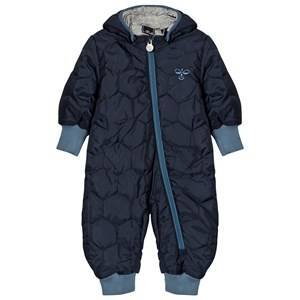 Hummel Unisex Coveralls Blue Chano Coverall Night Blue