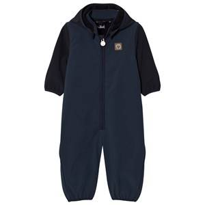 Hummel Unisex Coveralls Blue Shan Suit Coverall Night Blue