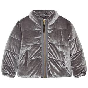 Molo Girls Coats and jackets Silver Hellen Jacket Neutral Grey