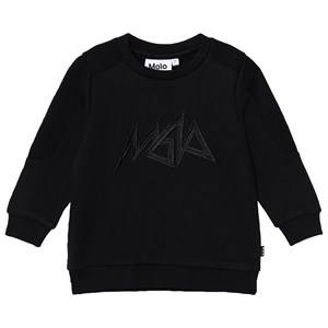 Molo Boys Jumpers and knitwear Black Marcus Sweater Black