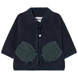 Molo Unisex Fleeces Navy Umo Fleece Jacket Midnight Navy