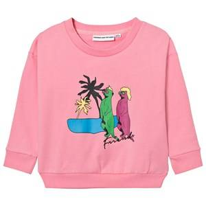 Gardner and the gang Girls Jumpers and knitwear Pink The Classic Sweatshirt Candy Pink