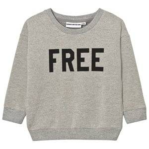 Gardner and the gang Unisex Jumpers and knitwear Grey The Classic Sweatshirt Grey