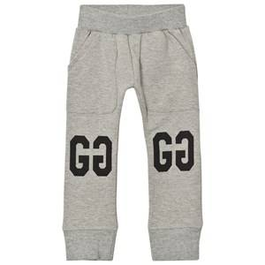 Gardner and the gang Unisex Bottoms Grey Slouchy Pants Grey