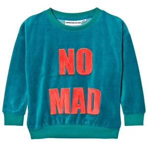 Gardner and the gang Unisex Jumpers and knitwear Blue The Classic Sweatshirt Teal Blue