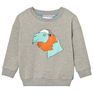 Gardner and the gang Unisex Jumpers and knitwear Grey The Classic Sweatshirt Grey/Blue