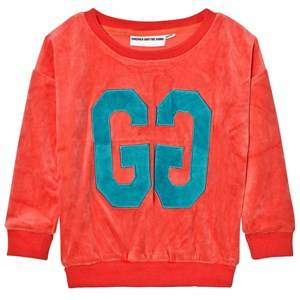 Gardner and the gang Girls Jumpers and knitwear Orange The Classic Sweatshirt Pinky Orange