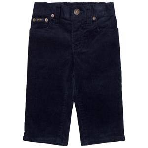 Ralph Lauren Boys Bottoms Navy Navy Corduroy Pants