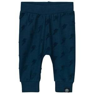Molo Boys Jumpers and knitwear Blue Sammy Soft Pants Deep Blue