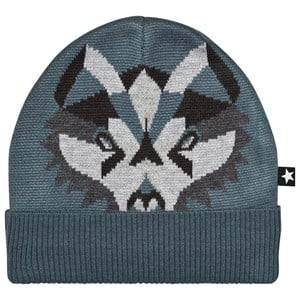 Molo Unisex Headwear Grey Keano Hat Grey Melange