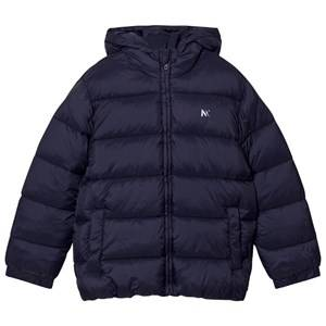 Mayoral Boys Coats and jackets Navy Navy Padded Hooded Coat