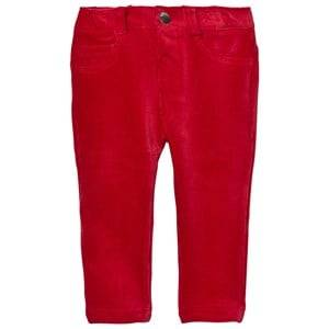 Mayoral Girls Bottoms Red Red Stretch Cords