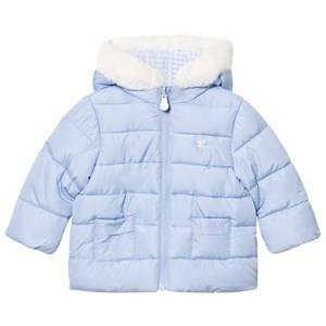 Mayoral Boys Coats and jackets Blue Blue Padded Reversible Coat