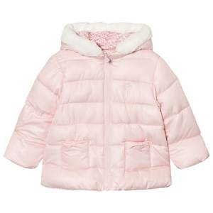 Mayoral Girls Coats and jackets Pink Pink Padded Reversible Coat