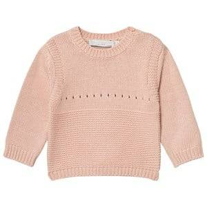 Stella McCartney Kids Girls Jumpers and knitwear Pink Pink Thumper Knit Bunny Jumper