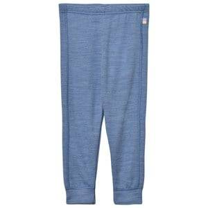 Joha Unisex Baselayers Blue Blue Melange Sweatpants