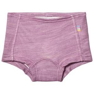 Joha Unisex Underwear Purple Hipster Panties Purple