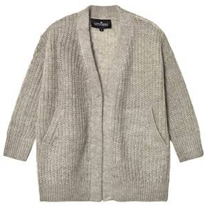 Little Remix Girls Jumpers and knitwear Grey Vicki Cardigan Grey Melange