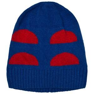 Bobo Choses Unisex Headwear Blue Beanie Crests
