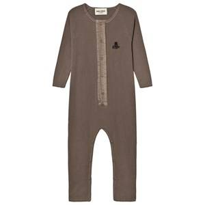Bobo Choses Unisex All in ones Brown Octopus One-Piece