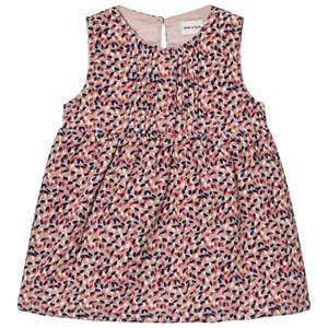 Mini A Ture Girls Dresses Pink Victorina Dress Withered Rose