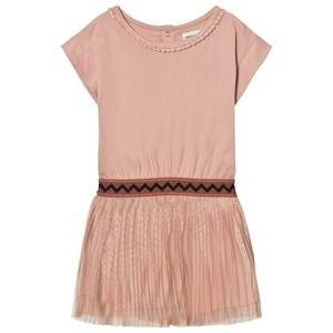 Mini A Ture Girls Dresses Pink Charmine Dress Rose Dust
