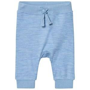Hust&Claire; Boys Bottoms Blue Bamboo Sweatpants Blue Dawn
