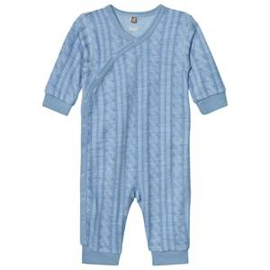 Hust&Claire; Boys All in ones Blue Cable One-Piece Blue Dawn