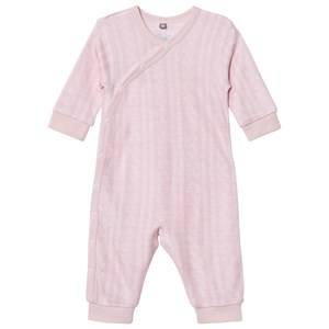 Hust&Claire; Girls All in ones Pink Cable One-Piece Rose