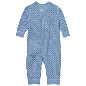 Hust&Claire; Boys All in ones Blue Acorn One-Piece Blue Dawn
