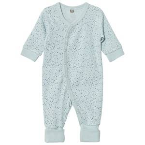 Hust&Claire; Unisex All in ones Blue Spotted One-Piece Winter Sky