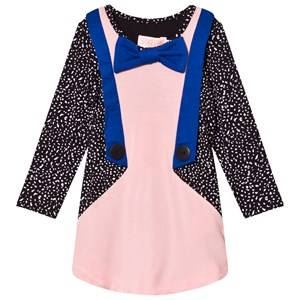 BANG BANG Copenhagen Girls Dresses Pink Pink Spot Jacket Dress