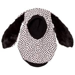 BANG BANG Copenhagen Girls Headwear Pink Pink Spot Eared Huggable Balaclava