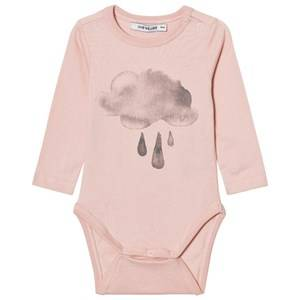 One We Like Girls All in ones Pink Cloud Baby Body Lotus