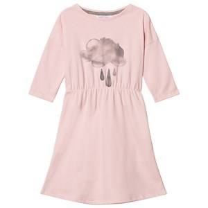 One We Like Girls Dresses Pink Pop Dress Ls Cloud Pink