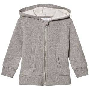 One We Like Unisex Jumpers and knitwear Grey Gitarr Hoodie Grey Melange