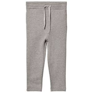 One We Like Unisex Bottoms Grey Gitarr Sweatpants Grey Melange