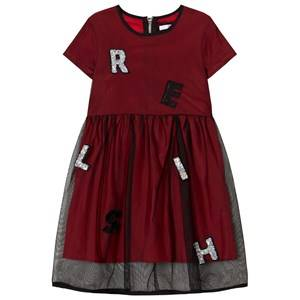Relish Girls Dresses Red Red Tulle Party Dress