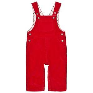 Petit Bateau Unisex All in ones Red Overalls Red